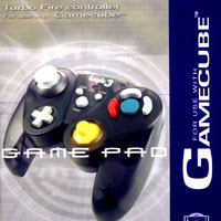 Turbo Fire Controller Clear Black