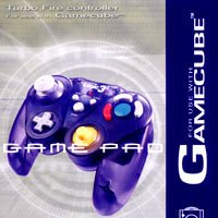 Turbo Fire Controller Clear Purple
