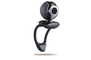 5 Megapixel QuickCam (Web camera) Communicate Deluxe - Ref. 961465-0510
