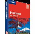Hiking In Japan travel guide by Lonely Planet 1707