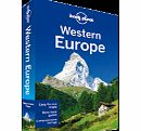 Western Europe travel guide by Lonely Planet 3972