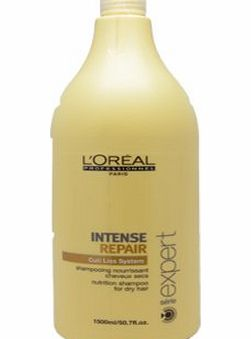 LOreal Serie Expert by LOreal Professional Intense Repair Shampoo (Salon Size) 1500ml