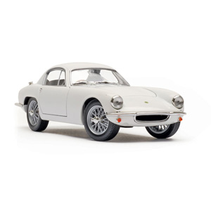 lotus Elite 1960 White
