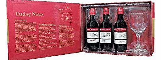 French Red Wine Selection Pack