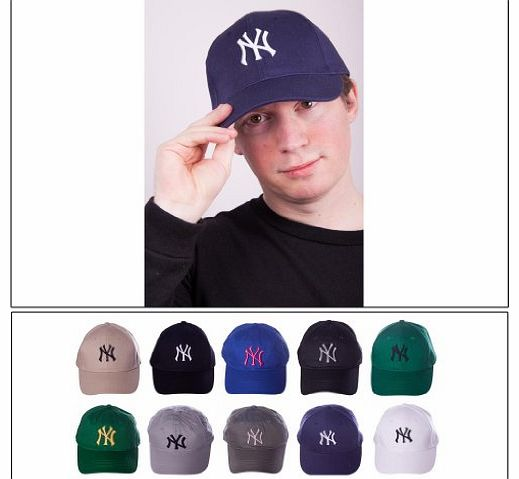 Mens Official New York Yankees NY Official Adjustable Baseball Cap Hat