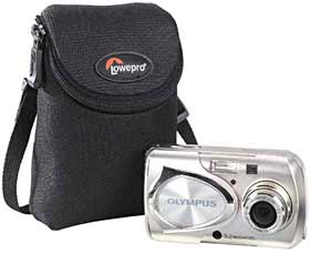 Lowepro D-Res 8 - Case for Digital Cameras - Black
