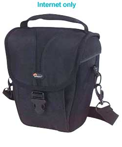 Rezo TLZ 20 Toploader Shoulder Bag - Black