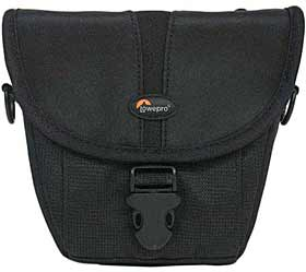 Lowepro Rezo Topload Zoom 1 - Holster Style Camera Case - Black