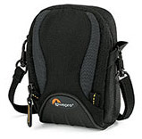 Slider 30 Pouch Bag - Black - #CLEARANCE