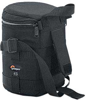 Lowepro Street & Field - Lens Case 4S - Black