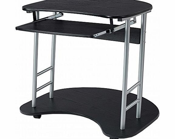 Lpd Furniture Cargo Computer Desk In Black Review Compare Prices Buy Online