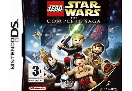Lego Star Wars The Complete Saga NDS
