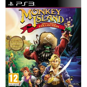 Monkey Island - Special Edition PS3