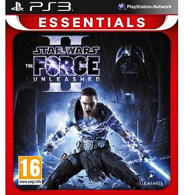 Star Wars Force Unleashed II PS3 Game