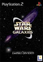 Star Wars Galaxies An Empire Divided PS2