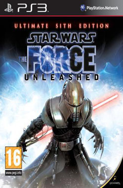Star Wars The Force Unleashed Ultimate Sith PS3