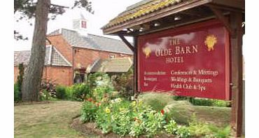 Luxury Break at The Olde Barn Hotel