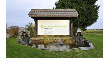 Luxury Break at The Wyndham Garden Grantham Hotel