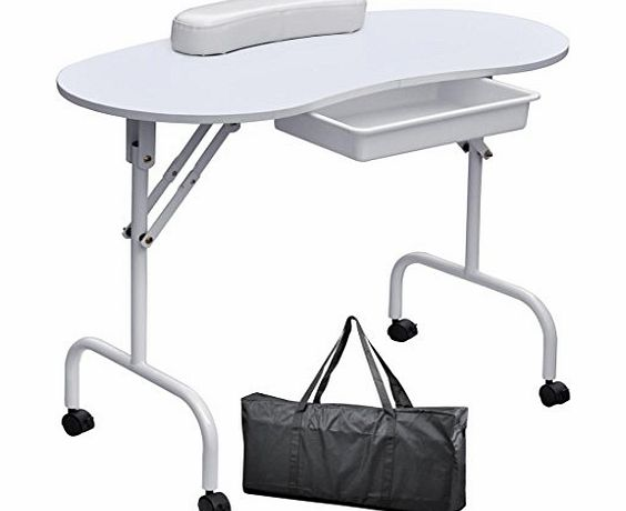 Art workstation for Portable manicure table nail technician workstation