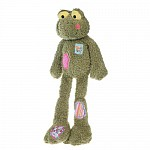 Gangly Frog Soft Toy