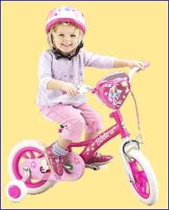 MVS Barbie 12 Bicycle