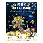 MAC CD-Rom MAX ON THE MOON iMac
