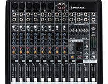 ProFX12 Channel Mixer with FX