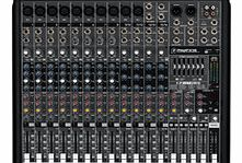 ProFX16 Channel Mixer with FX