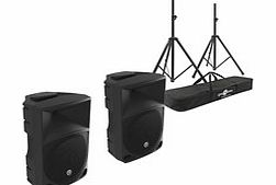 Thump 15 Active PA Speaker Pair with