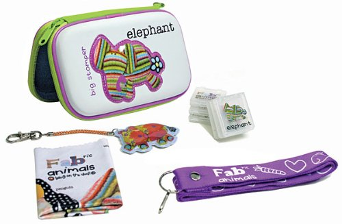 FAB Animals Pack Elephant Design for DS