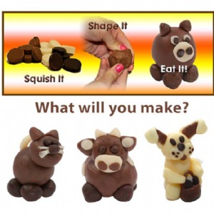 Choc Deluxe Activity Set