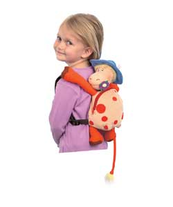 Magic Roundabout Ermintrude Backpack