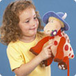 Magic Roundabout MAGIC ROUNDABOUT TALK AND SING ERMINTRUDE