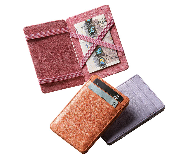Wallet Chestnut Brown - Plain