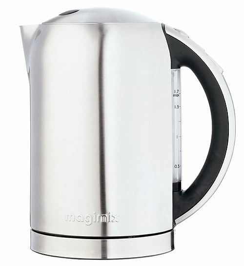 Magimix Brushed Stainless Steel Kettle