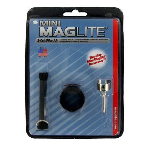 Accessory Kit for Maglite AA Torch