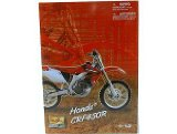 1:12th Motorbike Kit - Honda CRF450R
