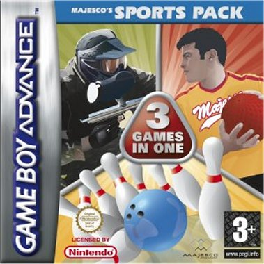 3 in 1 Sport Pack GBA