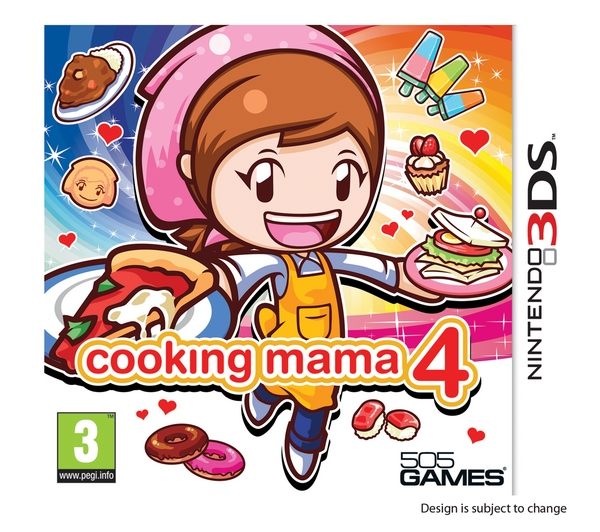 Cooking Mama 4 NDS