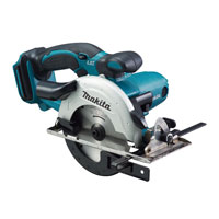 Bss501Z 18v Cordless Circular Saw 136mm Blade Without Battery Or Charger