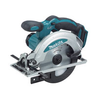 Bss610Z 18v Cordless Circular Saw 165mm Blade Without Battery Or Charger