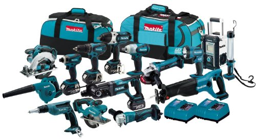 LXT1500 18 Volt LXT Lithium-Ion Cordless 15-Piece Combo Kit