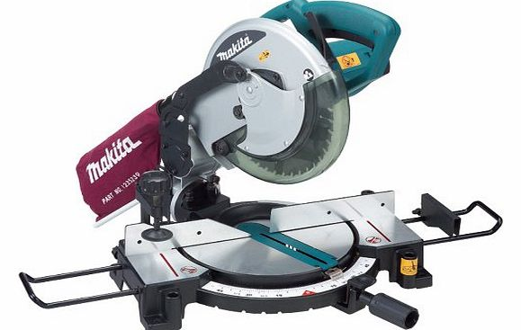 MLS100 255mm1500W Mitre Saw 240V Electric
