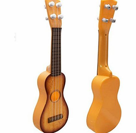 Malloom® Hot Seller Children Baby Wisdom Development Simulation Guitar Toy Music Kids Gift (B)