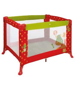 Littleland Travel Cot