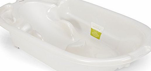 - Acqua Two Stage Ergo Bath - Pearl White