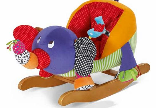 Babyplay Rocking Elephant