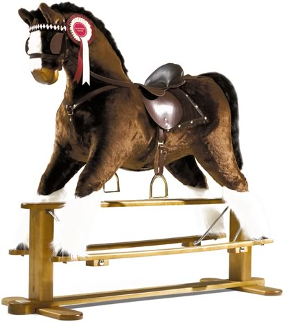 Solomon Shire Rocking Horse