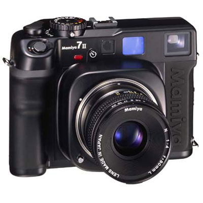 7 II Body Black with Strap 530030