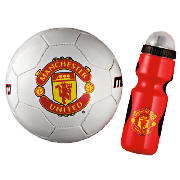 United Football + Waterbottle